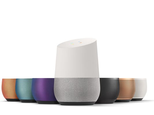 Twaalf smart home fabrikanten stappen in Google Home