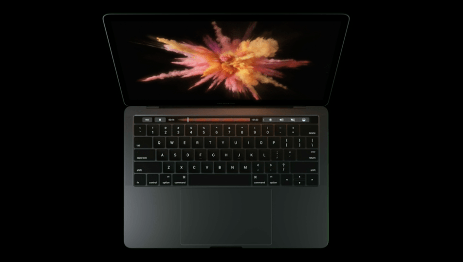 Adobe als eerste schaap over de dam voor Apple's Touch Bar