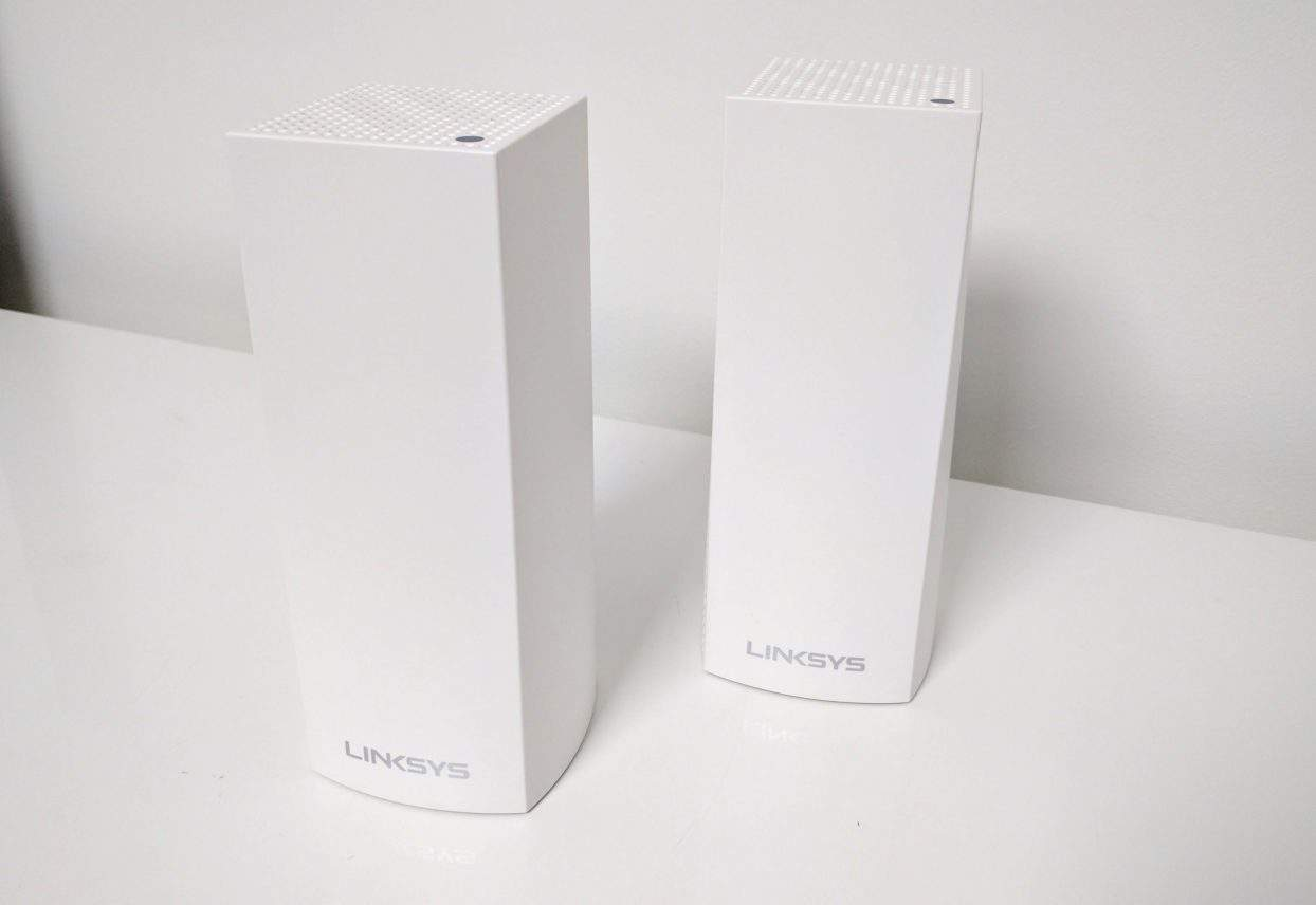 Review: Linksys Velop mesh wifi-systeem