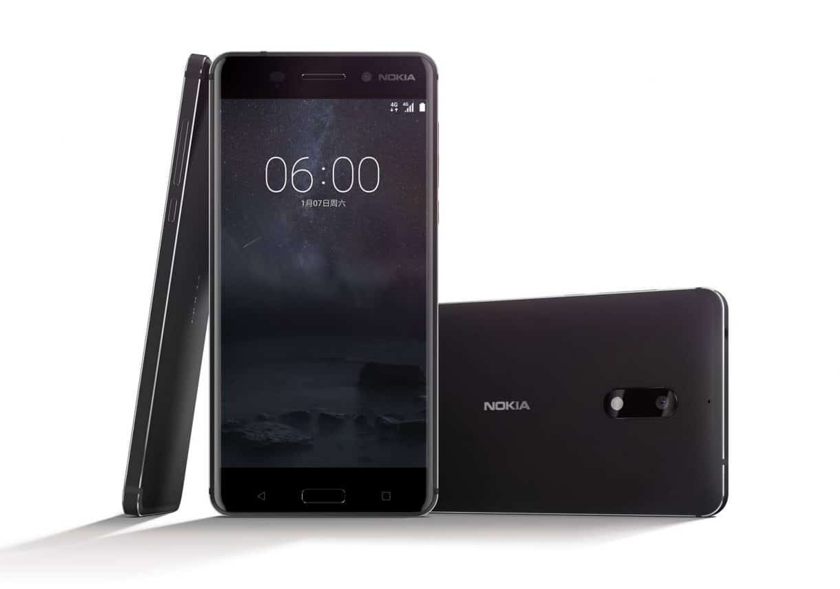 Gelekte foto's en specificaties tonen midrange Nokia 7 Plus