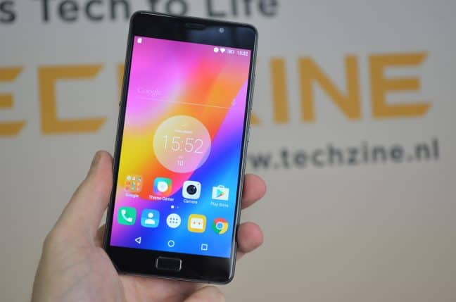 Review: Lenovo P2 smartphone