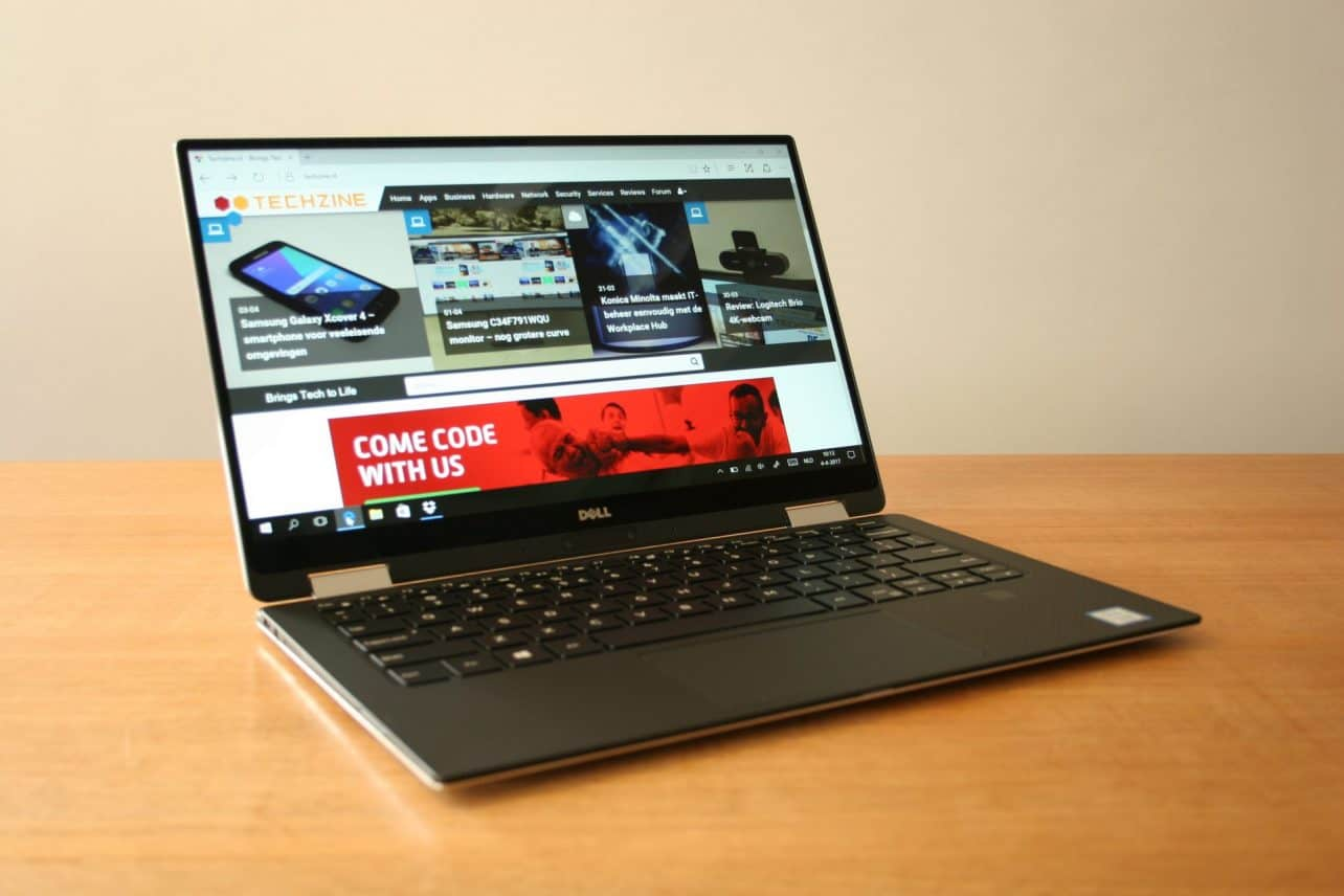 Review: Dell XPS 13 2-in-1 convertible laptop (K7DWW)