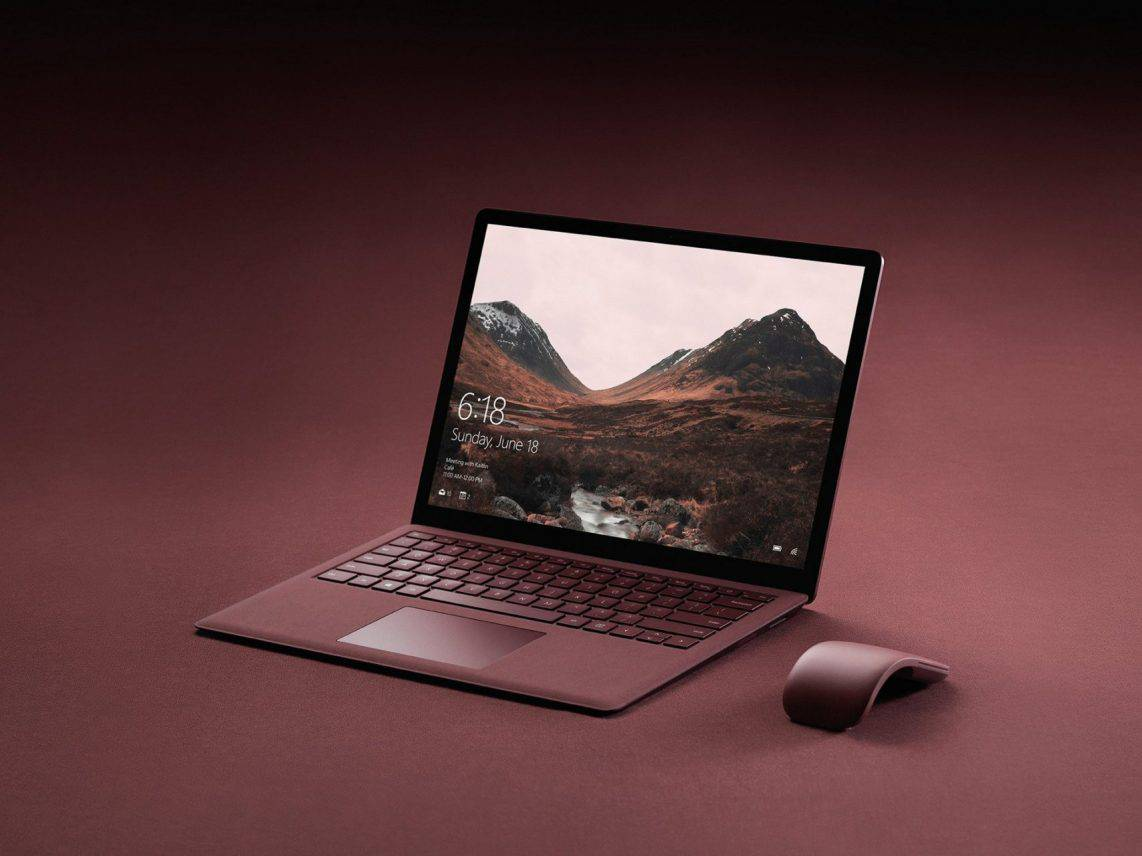 Microsoft onthult MacBook-concurrent Surface Laptop
