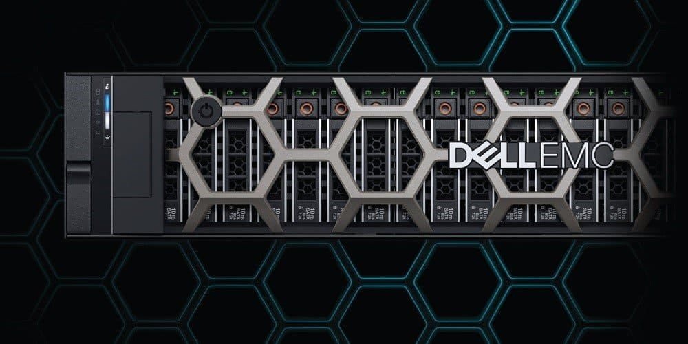 Dell stapt met nieuwe appliance in all flash object storage