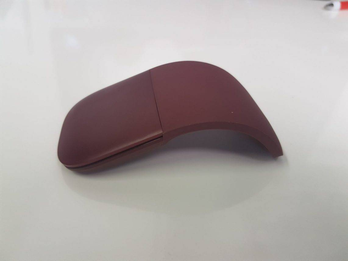 Review: Microsoft Surface Arc Mouse – atletisch muisje