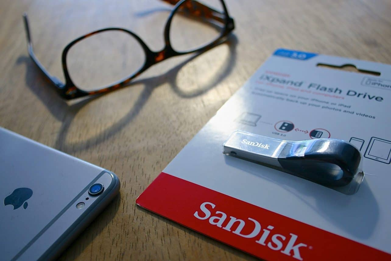 Review: SanDisk iXpand Flash Drive 32GB