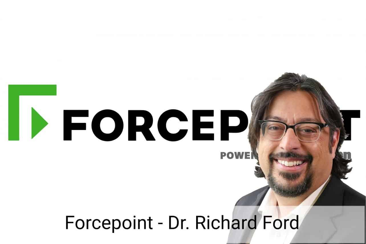 Dr. Richard Ford, Forcepoint: 'cybersecurity meer dan enen en nullen'