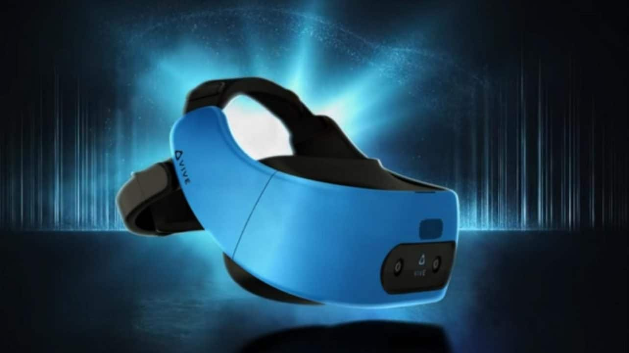 HTC onthult standalone VR-headset Vive Focus