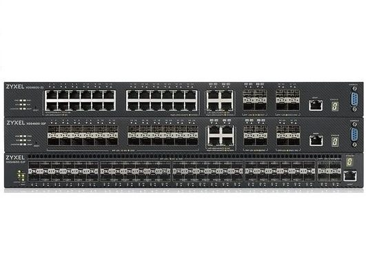 Zyxel lanceert enterprise-klasse gigabit Layer-3 fiber switch, de XGS4600-52F