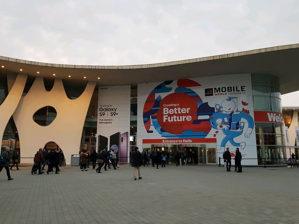 Video: Techzine op MWC dag 2