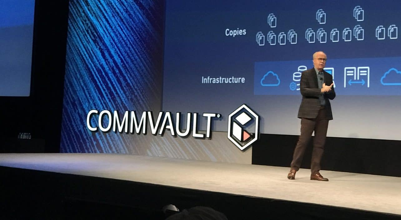 Commvault lanceert Metalic Cloud Storage voor versimpelde backups
