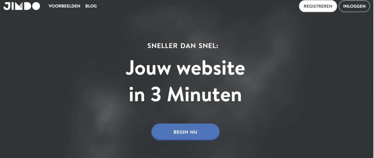 Jimdo introduceert websitebouwer Dolphin