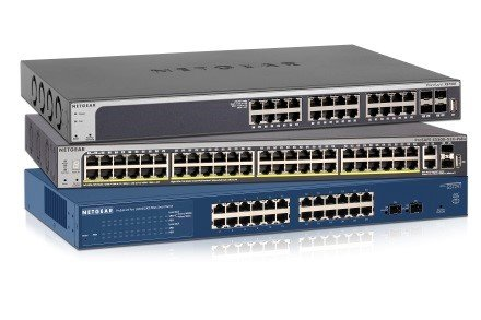 Netgear introduceert vier Smart Managed Pro Switches met PoE+