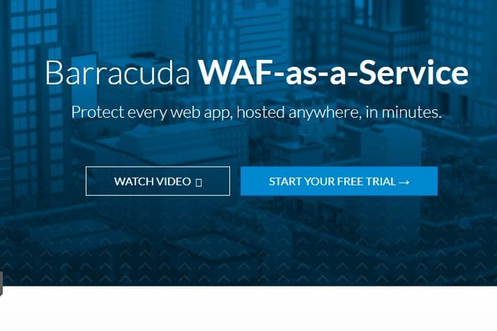 Barracuda gaat web application firewall aanbieden als clouddienst