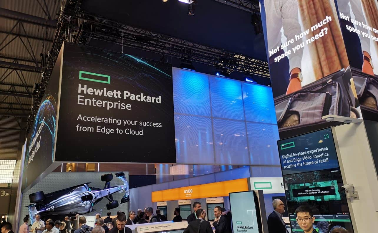HPE Intelligent Data Platform als storage-fundament voor hybrid cloud