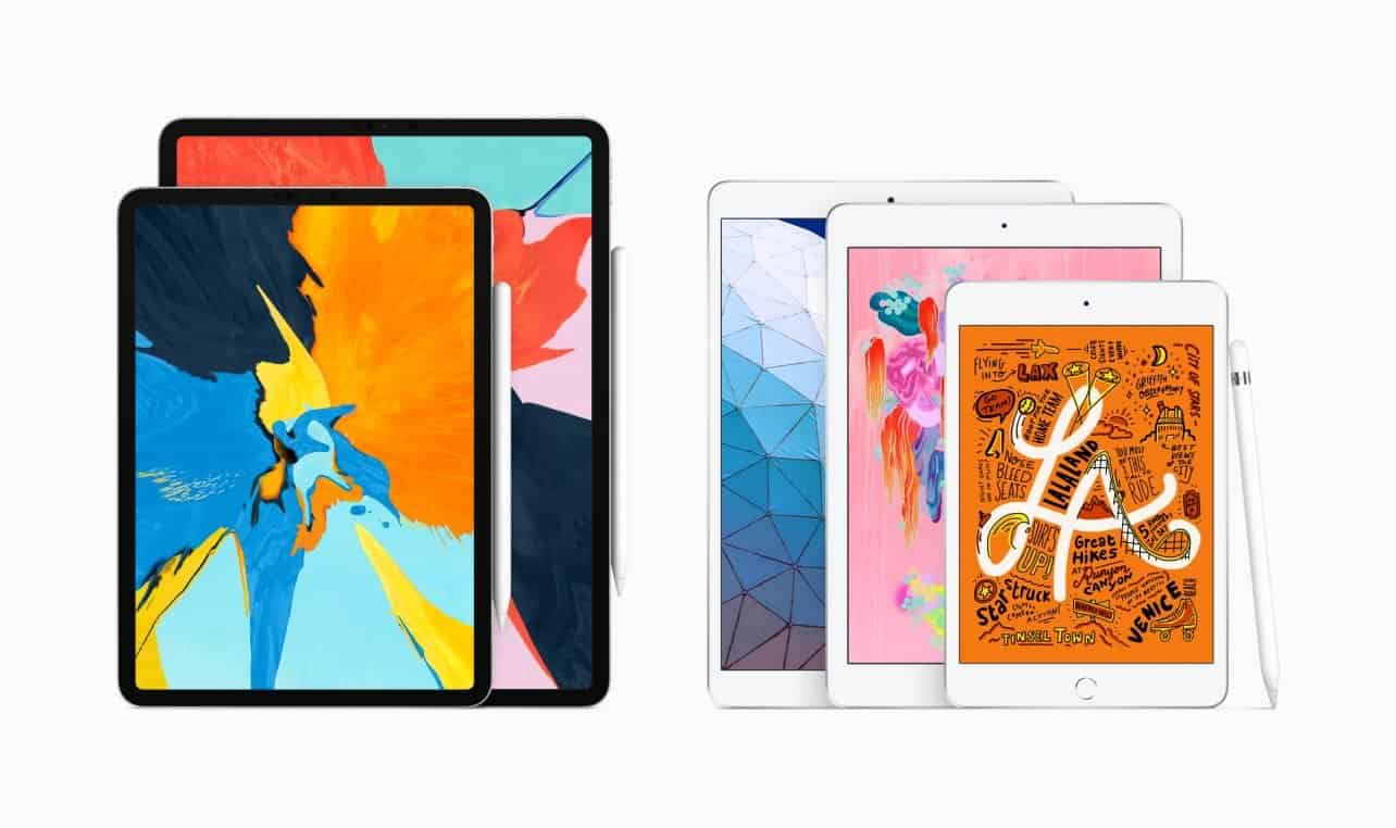 Apple lanceert nieuwe 10,5 inch iPad Air en 7,9 inch iPad mini