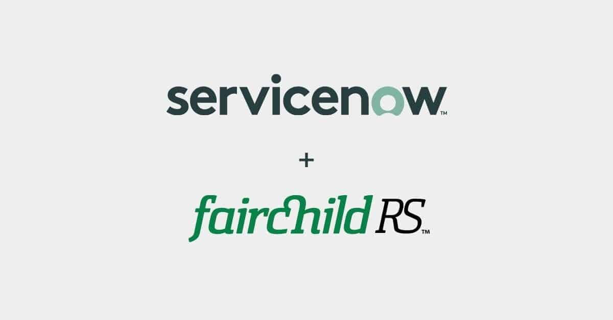 ServiceNow neemt MSP Fairchild Resiliency Systems over