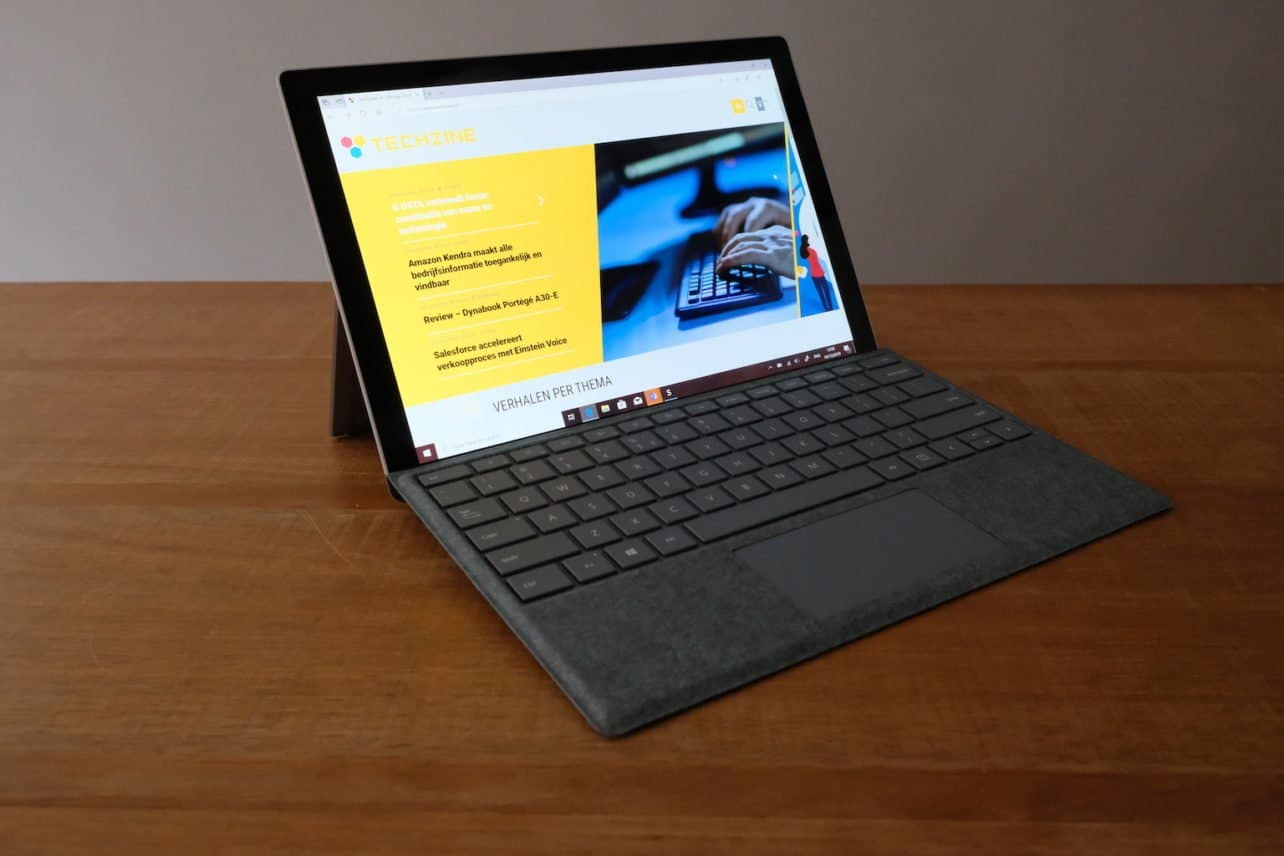 Review: Microsoft Surface Pro 7 2-in-1 Business pc