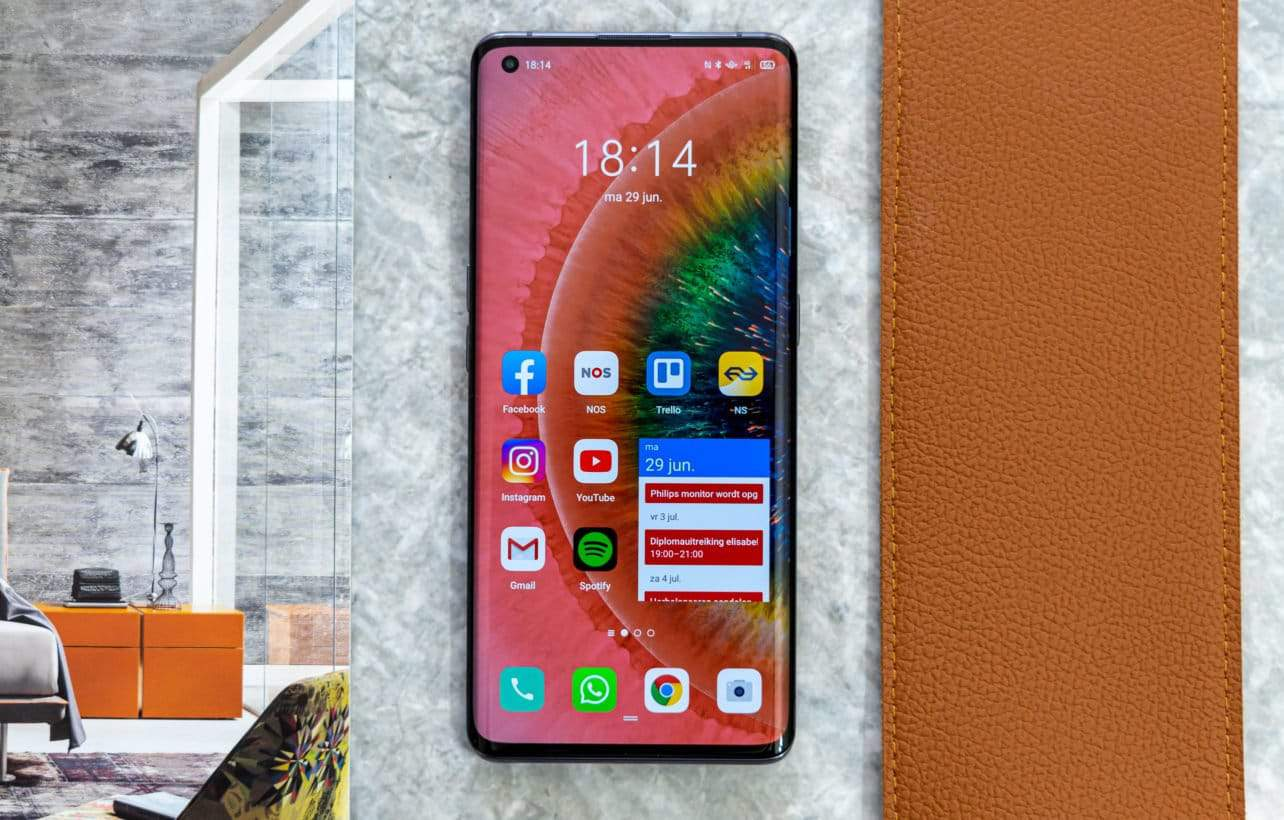 Oppo Find X2 Pro review software