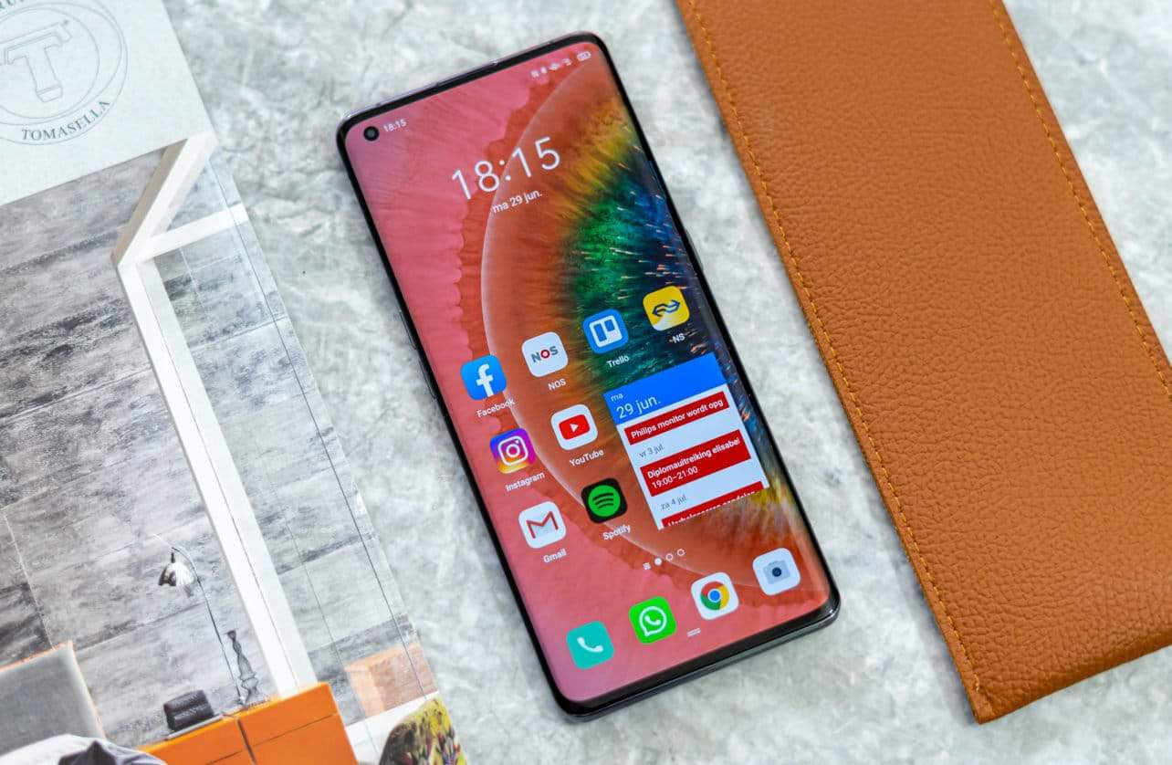 Oppo Find X2 Pro review design