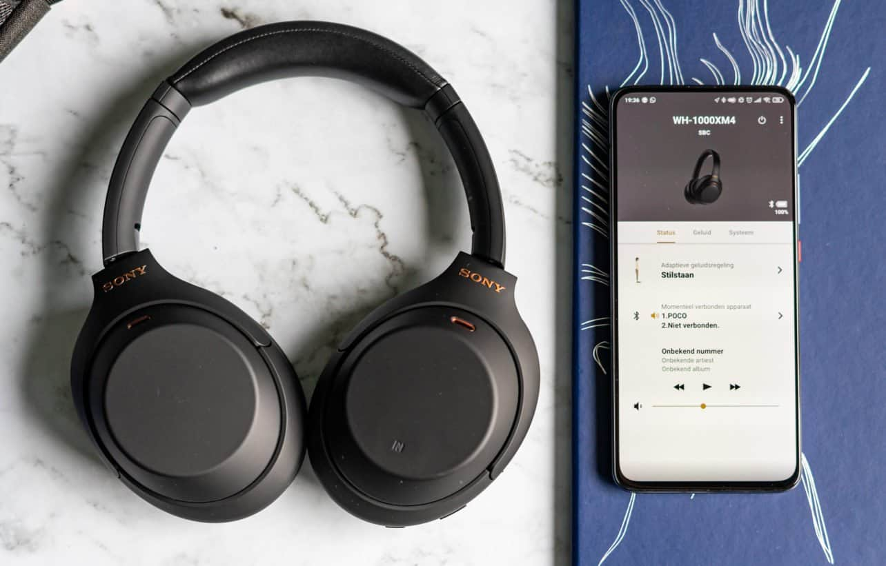 Sony WH-1000XM4 review app