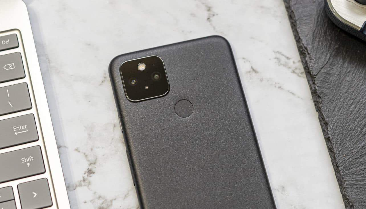 Google Pixel 5 review camera