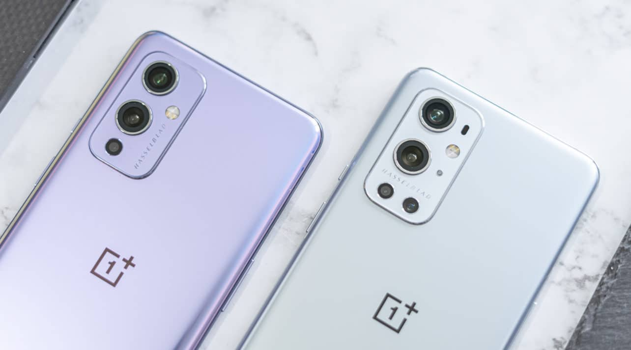 OnePlus 9 (pro) review camera