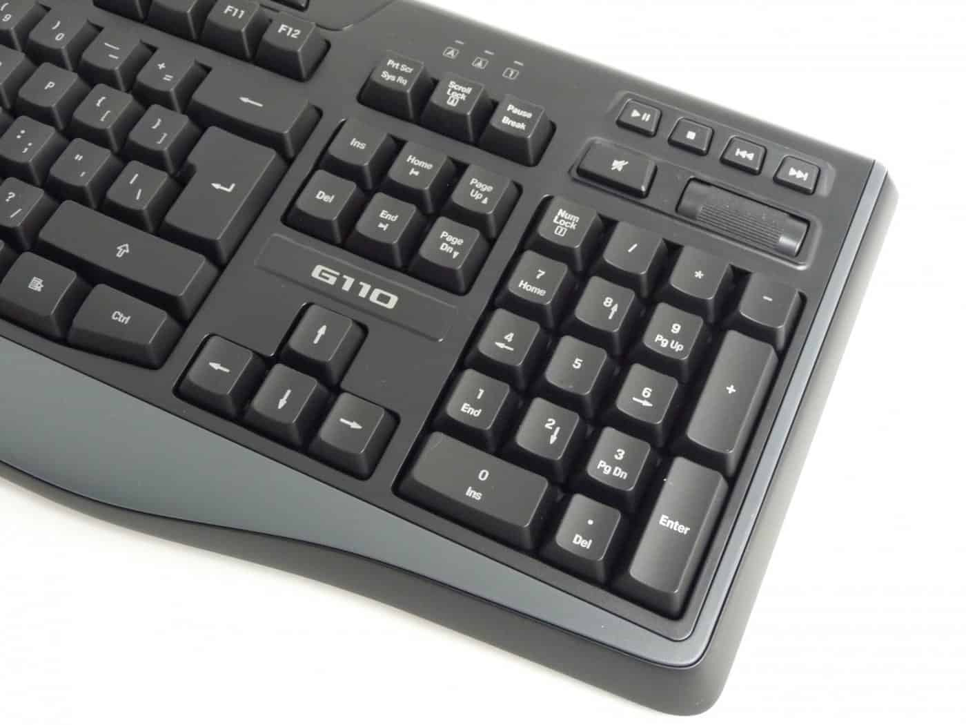 Review: Logitech G110 Techzine.nl