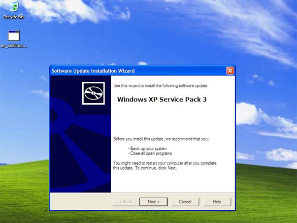 xp service pack 3 download nederlands