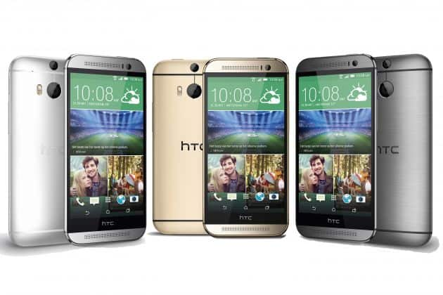 Review: Hands-on: HTC One M8