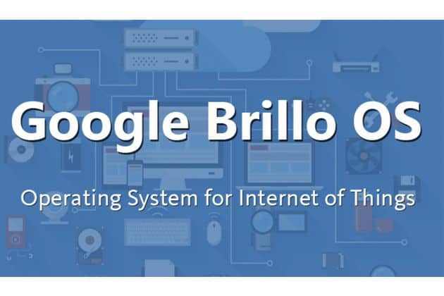 Google introduceert Brillo-besturingssysteem voor Internet-of-Things