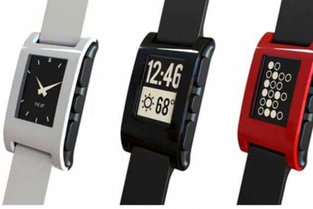 400.000 Pebble-smartwatches verkocht
