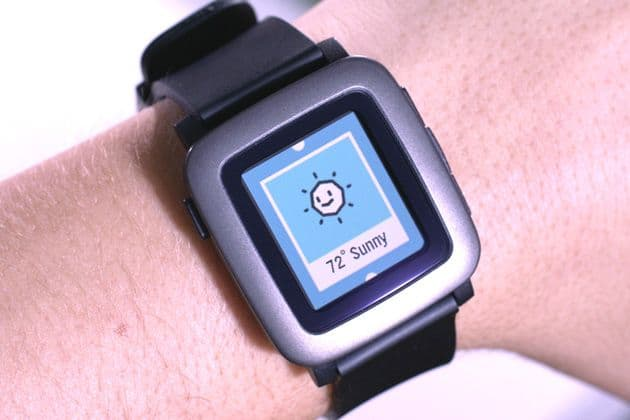 Pebble kondigt smartwatch met kleurenscherm aan; Pebble Time