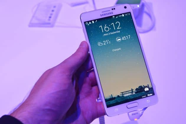 Review: Hands-on: Samsung Galaxy Note 4