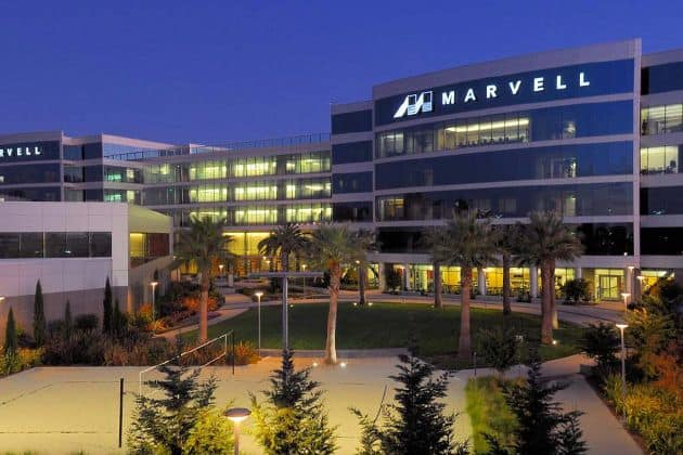 Chipmaker Marvell Technology koopt concurrent Cavium