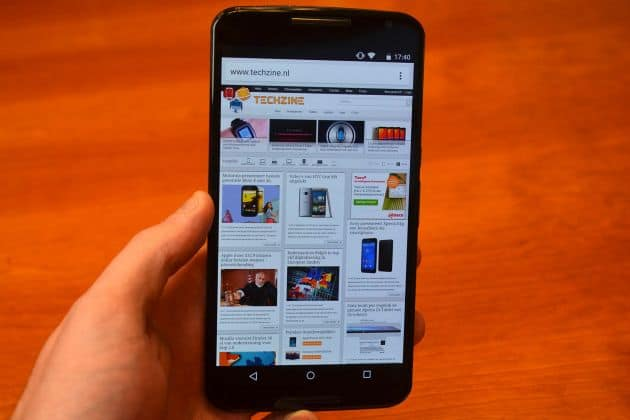 Review: Google Nexus 6 review: een ware entertainer