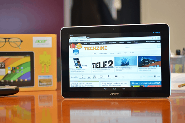 Review: Acer Iconia A3