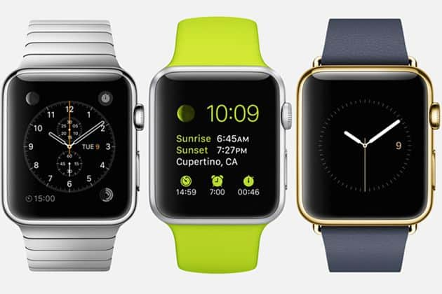Apple start met leveren van Apple Watch