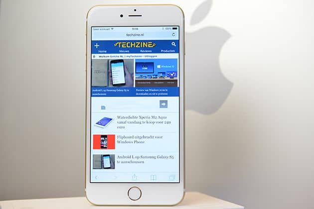 Review: Apple iPhone 6 Plus – Super, maar niet voor iedereen