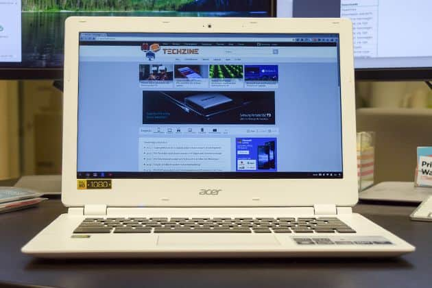Review: Acer Chromebook 13 (CB5-311-T17X)