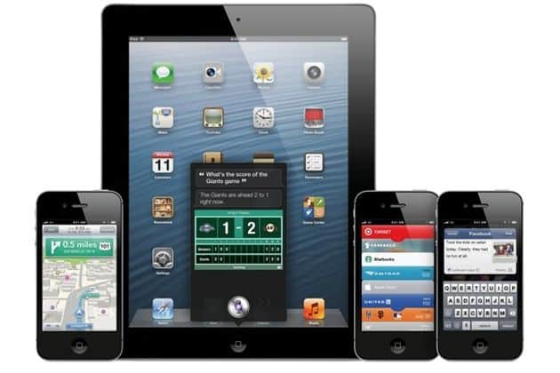 Review: iOS 6 voor iPad, iPhone & iPod touch
