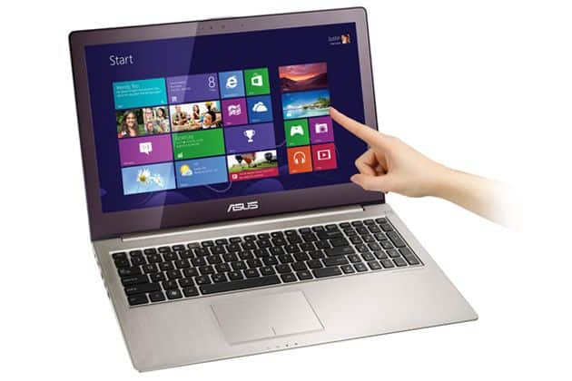 Asus onthult 15 inch Zenbook Touch U500 VZ