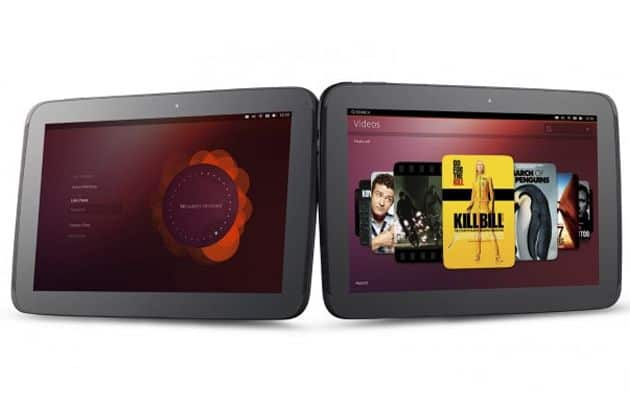 Canonical onthult ook Ubuntu voor tablets